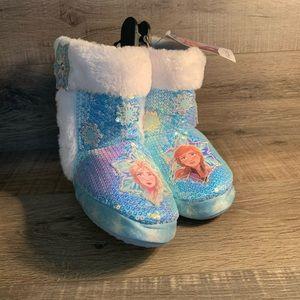 Disney Frozen 2 Slipper Booties (Toddler Girls)